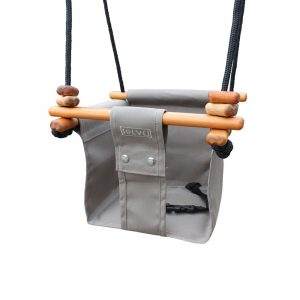 Solvej Baby & Toddler Swing Taupe