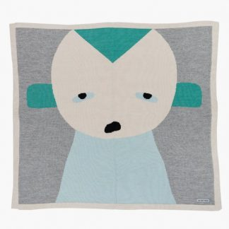 Lucky Boy Sunday Little Peppe Blanket