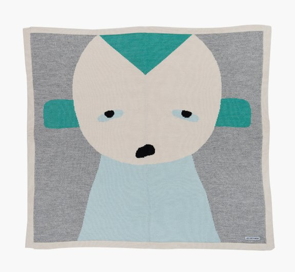 Lucky Boy Sunday Little Peppe Blanket