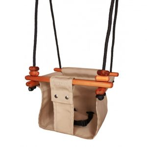 Solvej Baby & Toddler Swing Soft Linen