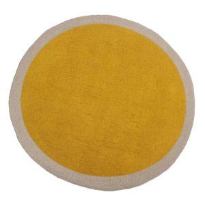 Muskhane Lumbini Rug Natural/Pollen