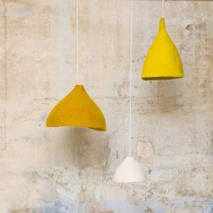Muskhane Lampshade Small Natural