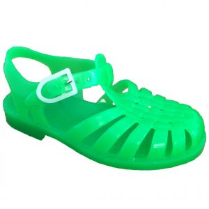Meduse Sun Jelly Sandal Green