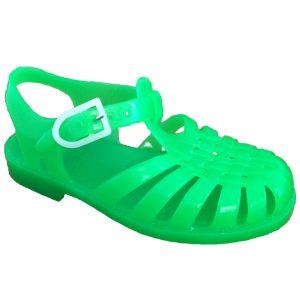 Meduse Sun Jelly Sandal Green