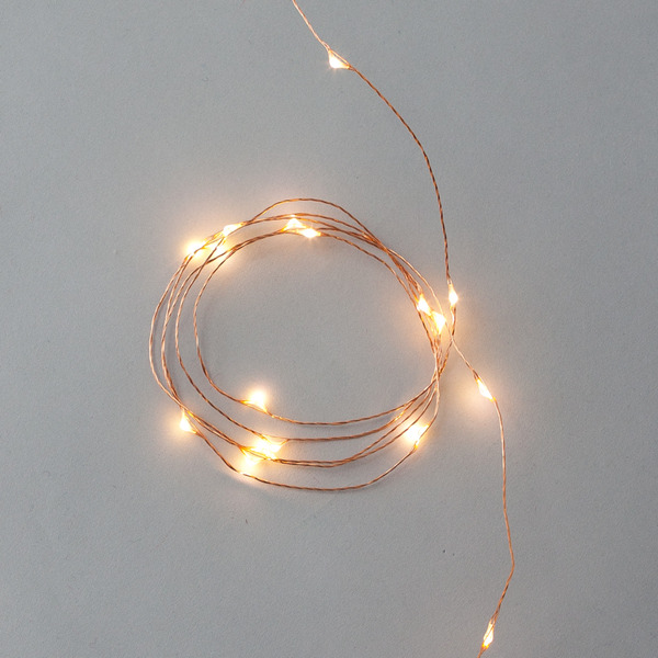 Down to the Woods String Lights Copper