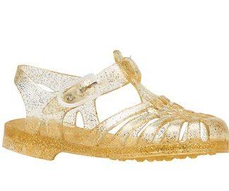 Meduse Sun Jelly Sandal Gold Glitter