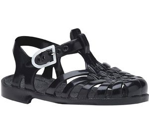 Meduse Sun Jelly Sandal Black