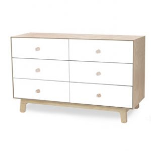 Oeuf Merlin 6 Drawer Dresser