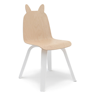 Oeuf Play Chair Rabbit Set of 2