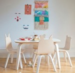 Oeuf Play Table White 2