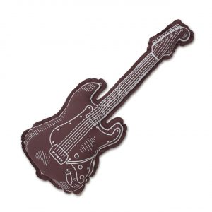 Numero 74 Guitar Cushion Dusty Lilac