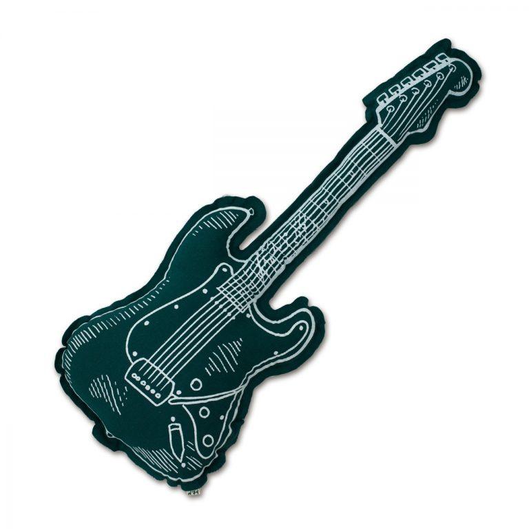Numero 74 Guitar Cushion Teal