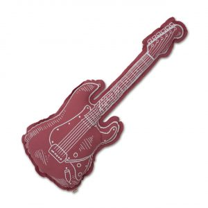Numero 74 Guitar Cushion Baobab Rose