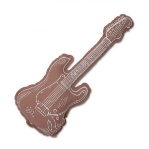 Numero 74 Guitar Cushion Dusty Pink