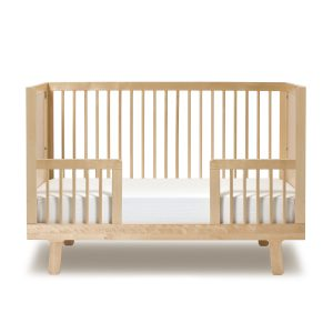 Oeuf Sparrow Cot Conversion Kit Birch