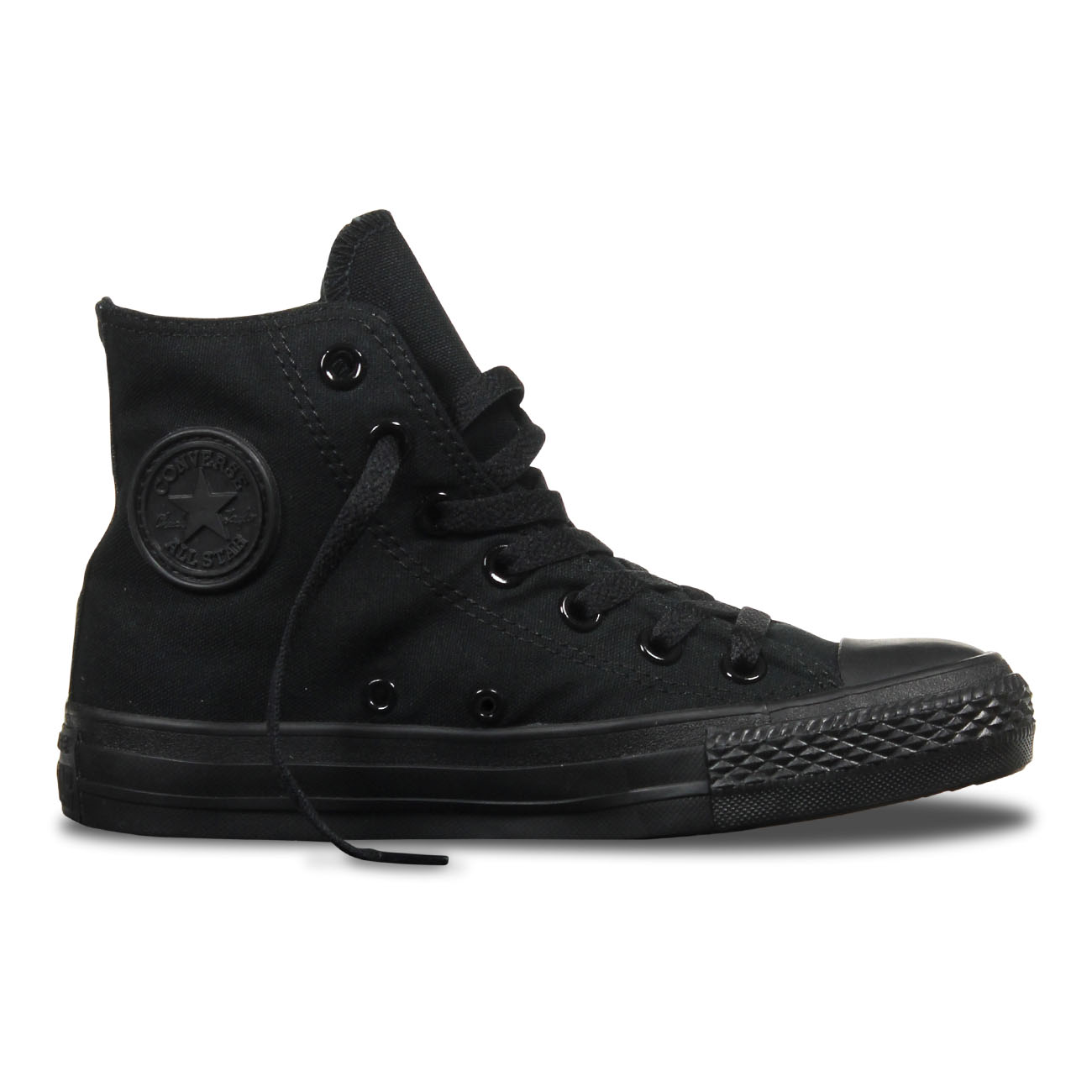 Converse CT Hi Black Mono