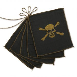 Numero 74 Pirate Garland