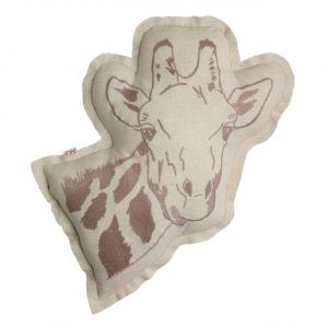 Numero 74 Cushion Giraffe