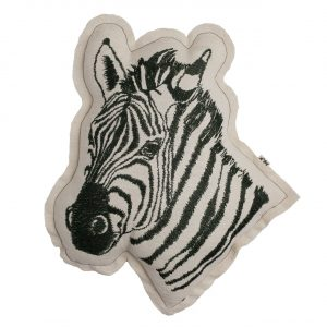 Numero 74 Cushion Zebra