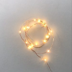 Wire LED String Lights Copper