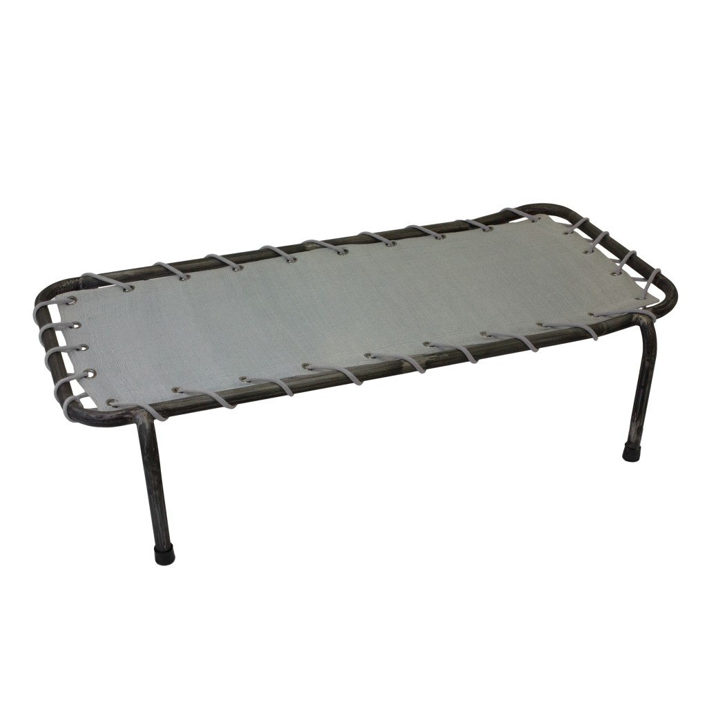 Numero 74 School Bed Silver Grey
