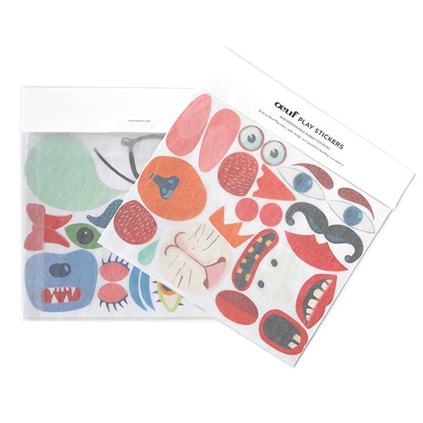 Oeuf Play Stickers