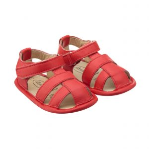 Old Soles Shore Sandal Red