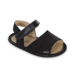 Old Soles Sandal Up Black