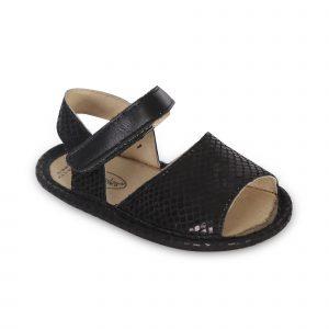 Old Soles Sandal Up Black