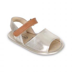 Old Soles Sandal Up Gold