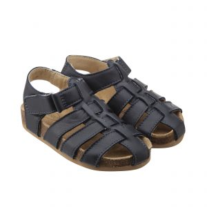 Old Soles Roadster Sandal Navy