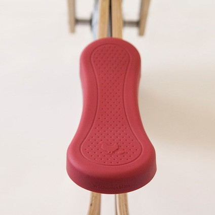 Wishbone Seatcover Red
