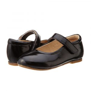 Old Soles Praline Shoes Black Patent