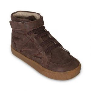 Old Soles Star Jumper Distressed Brown