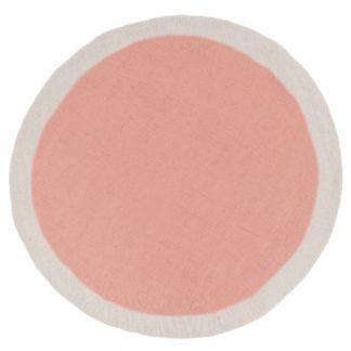 Muskhane Lumbini Rug Cumulus/Quartz Pink