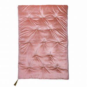 Numero 74 Futon Velvet Dusty Pink