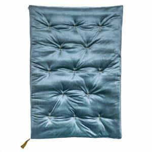 Numero 74 Futon Velvet Ice Blue
