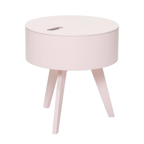 Bloomingville Alba Side Table Rose