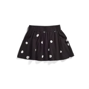Minti Happy Dots Skirt Black
