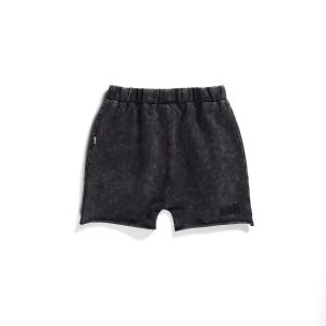 Minti Drop Short Midnight Wash