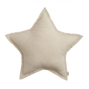 Numero 74 Star Cushion Sparkling Natural