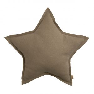 Numero 74 Star Cushion Sparkling Beige