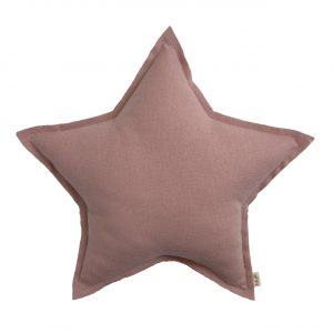 Numero 74 Star Cushion Sparkling Dusty Pink