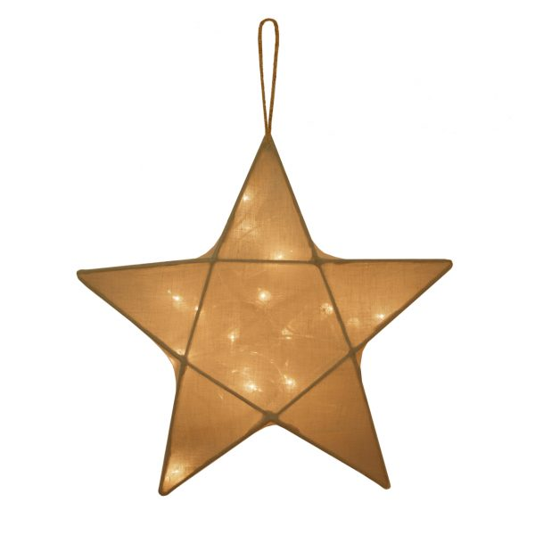 Numero 74 Star Lantern Gold