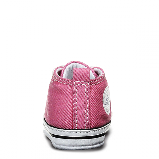 c65522c9068a16 Converse Crib First Star Infant Pink