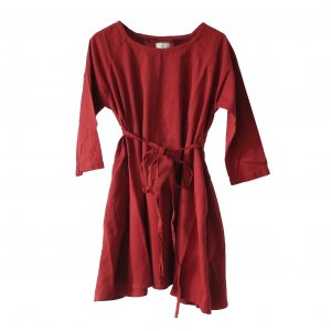 Kin Dervish Dress Rust