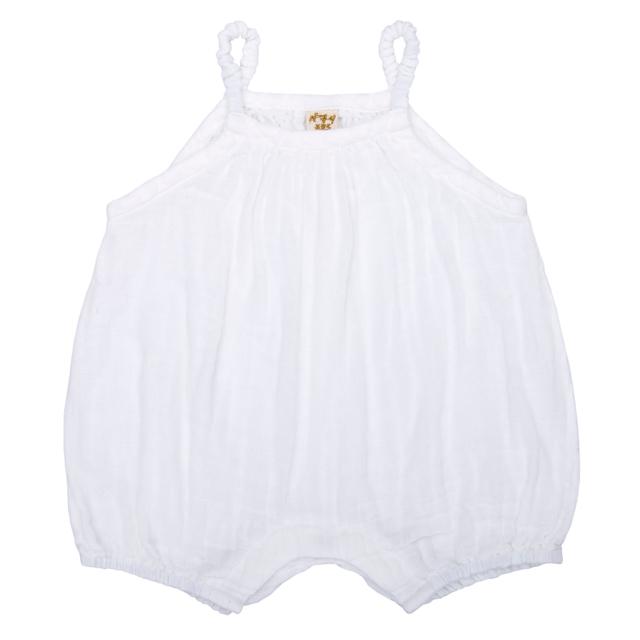 Numero 74 Lolita Baby Romper White