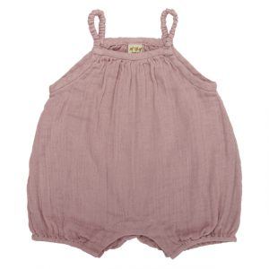 Numero 74 Lolita Baby Romper Dusty Pink