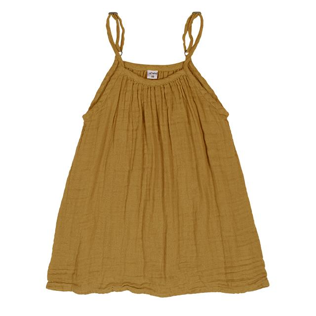Numero 74 Mia Dress Gold
