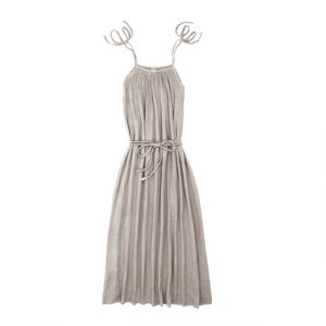 Numero 74 Mia Mum Long Dress Powder